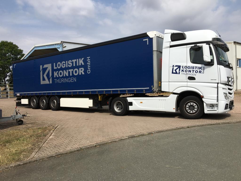 Spedition Schweiz Logistik Kontor Transporte