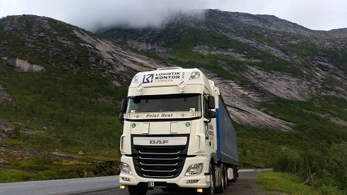 Norwegen Transport