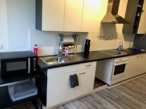 Ferienwohnung Monteurzimmer mit Küche